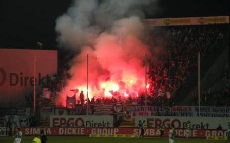 SpVgg Greuther Fürth - Hertha BSC Berlin