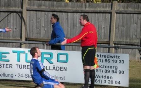 SV Mitterteich - 1. FC Mitwitz