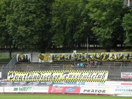 VFC Plauen - SpVgg Greuther Fürth II