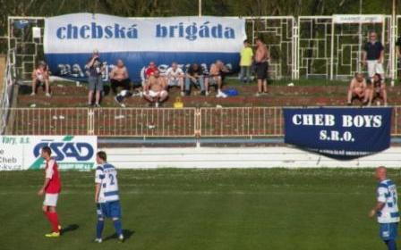 FK Union Cheb - FK Ostrov