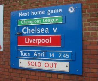 Chelsea London - Liverpool FC