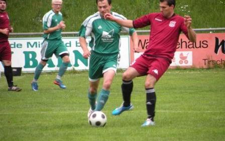 TSV Bärnau - TSV Waldershof