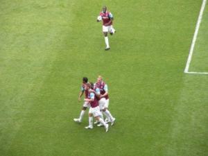 West Ham United - Blackburn Rovers