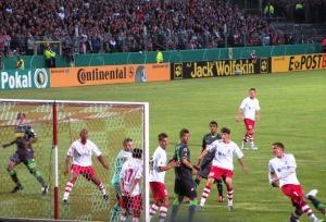 SSV Jahn Regensburg - Borussia Gladbach