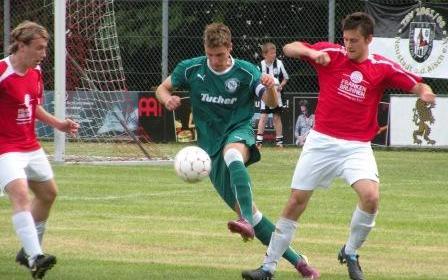 TSV Neustadt-Aisch - SpVgg Ansbach