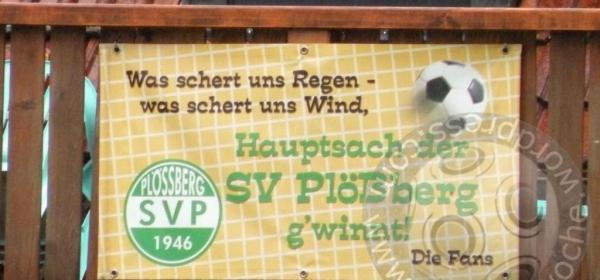 SV Plößberg - 1. FC Schwarzenfeld