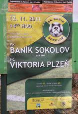 Banik Sokolov - Viktoria Plzen