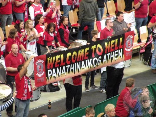 Brose Baskets Bamberg - Panathinaikos Athen