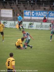 SpVgg Bayern Hof - FC Schweinfurt 05