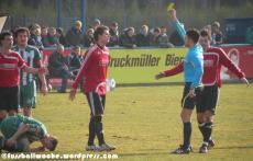 SV Etzenricht - SV Schalding-Heining