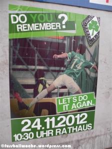 "Plakat ""Do you remember?""."