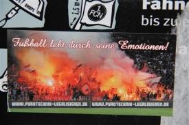 """""""Fußball lebt durch seine Emotionen"""""""