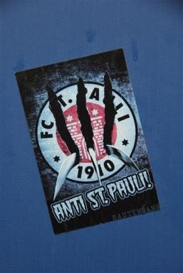 """""""Anti St. Pauli"""" (Rautengang)"""