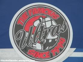 "Aufkleber ""The famous Ultas since 1994"""