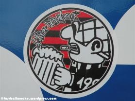 """Aufkleber """"Ultras Nürnberg"""""""
