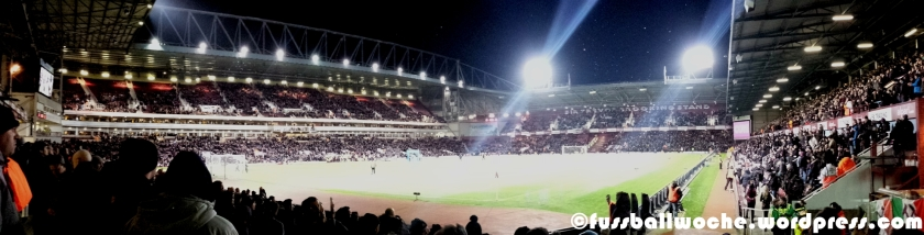 Panorma Boleyn Ground.
